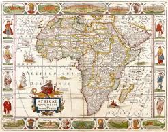 AFRICAE NOVA DESCR.